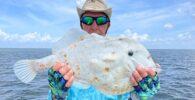 '¿Qué diablos es eso?'  Un pescador de Florida captura un 'pez tortilla'.