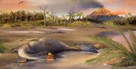 Estos fósiles de 125 millones de años pueden contener ADN de dinosaurio